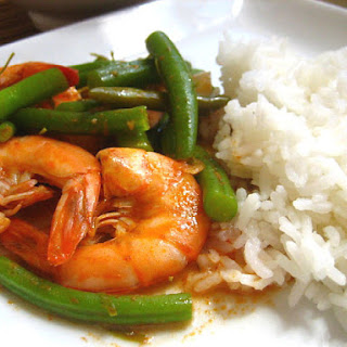 Shrimp and Green Beans Curry Recipe