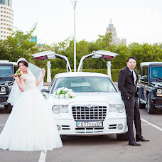 Wedding photographer Kuanyshbek Duysenbekov (Kuanyshbek). Photo of 23.02.2016