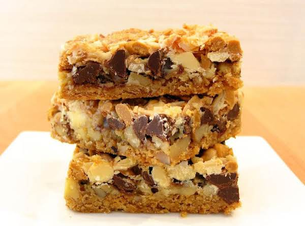 Mom's Seven Layer Bars Recipe