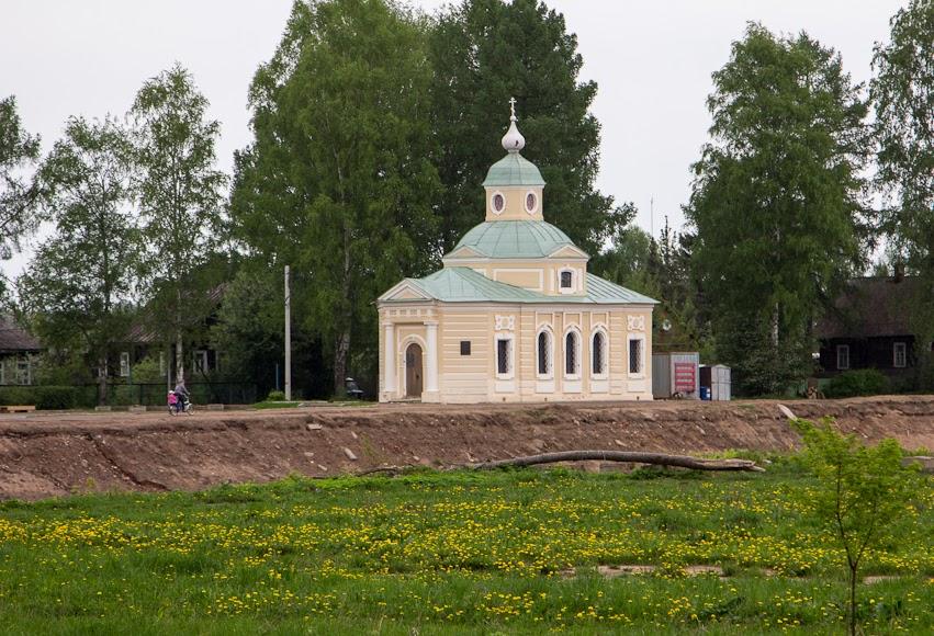 alexbelykh.ru, церковь всех святых Тихвин, полковая церковь тихвин