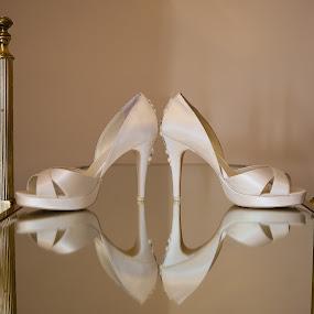 Shoes by Philippe Grosvald - Wedding Details ( mariage à saint raphael )