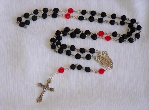 Rose Petal Rosary Beads Recipe