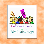 Color and Trace ABC's + 123's