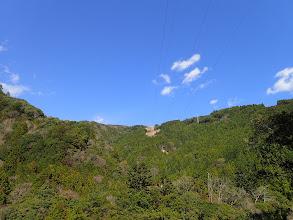 終日良い天気に(サブ下山コースの鉄塔)