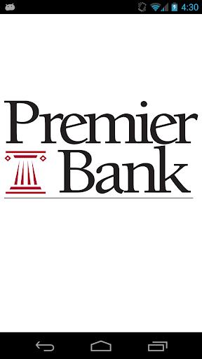 PremierBank Mobile Banking