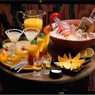 Rum Margarita.
