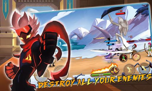 Stickman Legend - Ninja Warriors: Kingdom War 1.0 DreamHackers 1