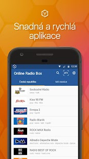 Online Radio Box - náhled