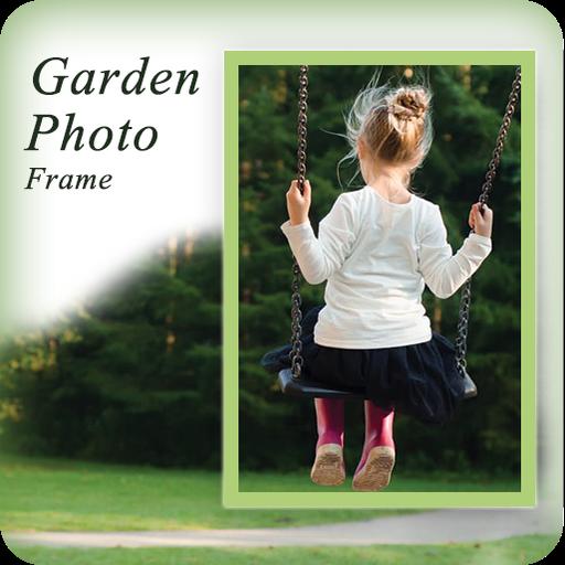 Garden Photo Frames Editor