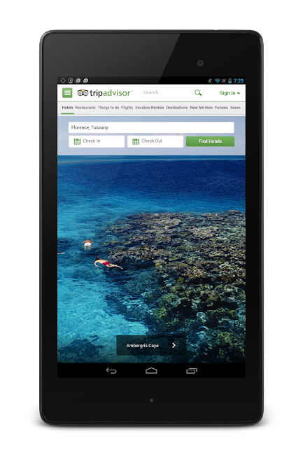 #17. TripAdvisor Hotels Restaurants (Android)