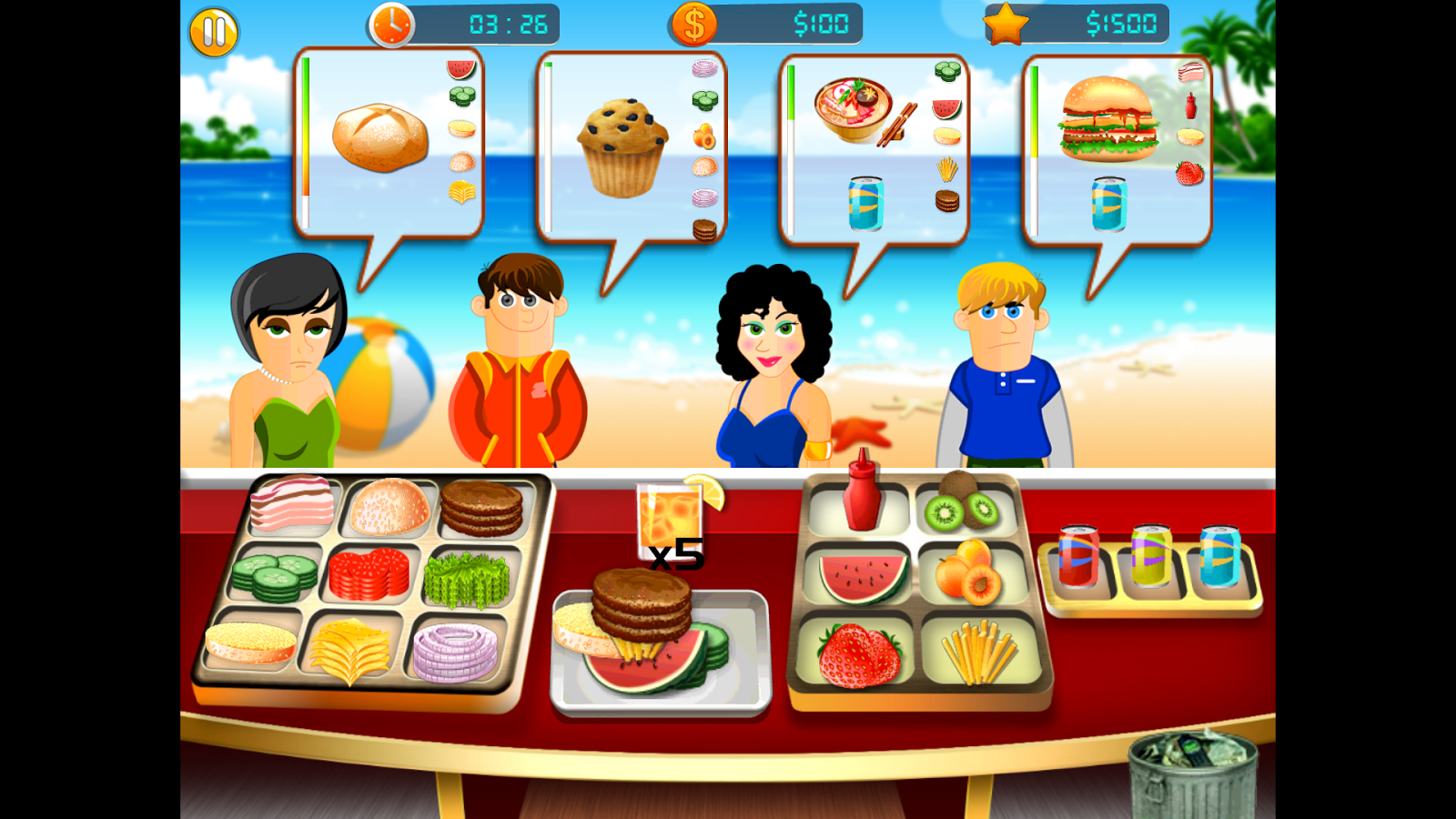 Cooking Games for Girls  screenshot. Cooking Games for Girls   Android Apps on Google Play