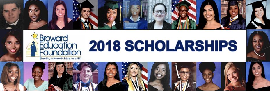 Actual prior year Broward County Public School Graduates and Scholarship Recipients