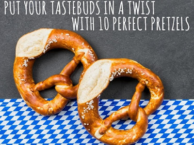 Put Your Tastebuds in a Twist with 10 Perfect Pretzels