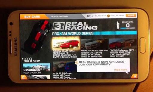 KEYS Guide for Real Racing Ⅲ