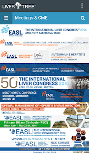EASL LiverTree™- screenshot thumbnail