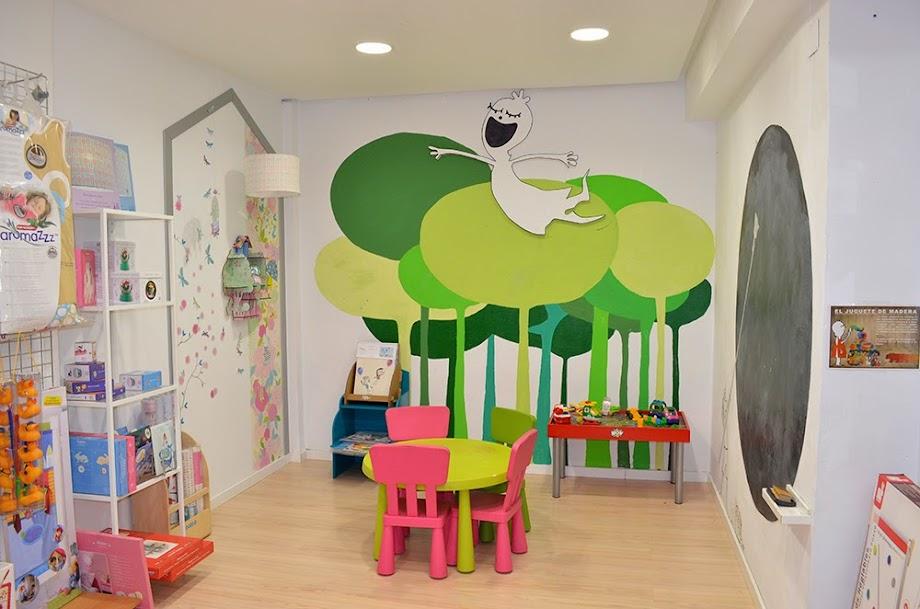 Foto Baobab aprender jugando Sevilla Nervión 3