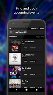 Discotech: VIP bottle service, guestlists, tickets- screenshot thumbnail