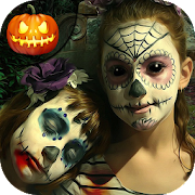 Halloween Photo Editor 2018 - Scary Mask Editor