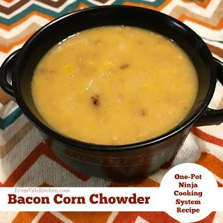 Corn Chowder Soup Cheese Bacon Recipes