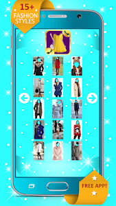 Fashion Style Photo Montage screenshot 1
