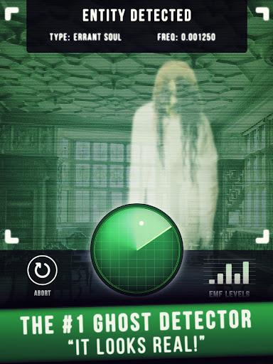 Ghost Detector Radar Simulator 2.0.1 screenshots 1