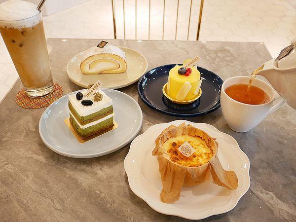 松薇食品PINE&ROSE- 台北東門日式下午茶甜點,師承日本技術回台,各種多層次蛋糕擄獲甜點控的胃