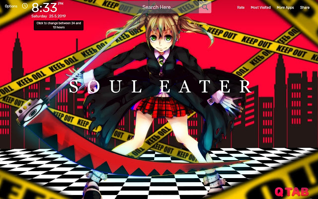 Soul Eater Wallpapers HD Theme