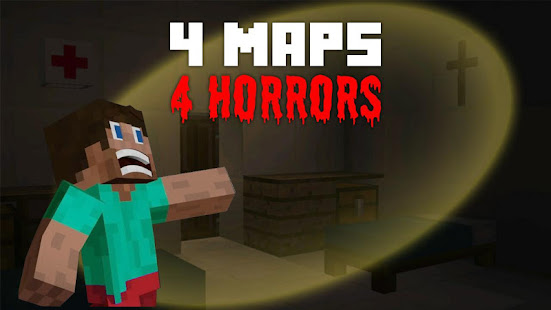 Horror Maps For Minecraft PE Apps Bei Google Play - Minecraft horror spiele