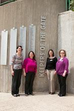 Photo: Hadassah Leadership Fellows tour the state of the art Sarah Wetsman Davidson Hospital Tower.