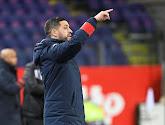 Le Sporting de Charleroi avec Kaveh Rezaei, sans Ryota Morioka
