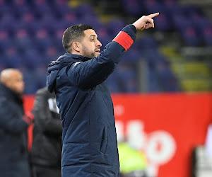 """Les Zèbres battus par plus forts: """"Anderlecht a été supérieur ce soir"""""""