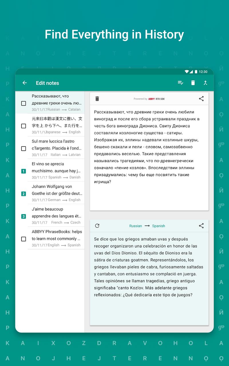 TextGrabber – image to text: OCR & translate photo Screenshot 17