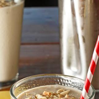 Peanut Butter + Banana Smoothie Recipe