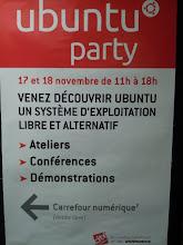 Photo: Ubuntu Party Paris 12.10