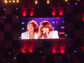 Photo: Sistar performing 'Ma boy'