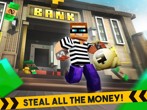 ud83dude94 Robber Race Escape ud83dude94 Police Car Gangster Chase 3.9.4 screenshots 6