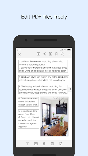 Foxit PDF Reader Mobile - Edit and Convert 7.2.1.1025 Apk for Android 3