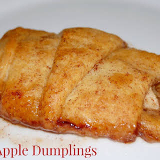 Apple Dumplings.