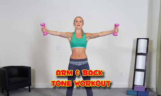 Arms and Back Tone in 20 Days - náhled