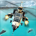 Modern Copter Warship Battle icon