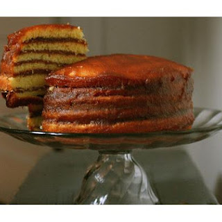 Layered Dessert.