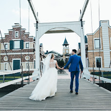 Wedding photographer Yana Gaevskaya (ygayevskaya). Photo of 26.12.2017