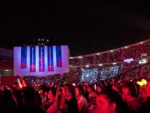 Photo: Crowd during SHINee