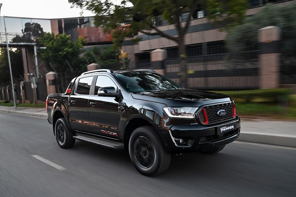 Ford Ranger gets a new Thunder model