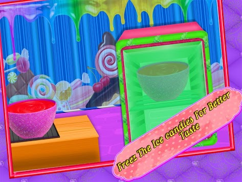 ... Ice Candy Cooking Game apk screenshot ...