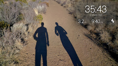 Photo: One last trail run in Bend, OR. #throughglass http://www.strava.com/activities/103793397
