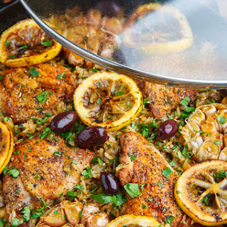 Greek Rice Side Dish Recipes
