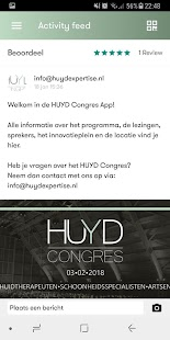 Download HUYD Congres For PC Windows and Mac apk screenshot 2
