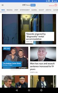 RTÉ News Now 12