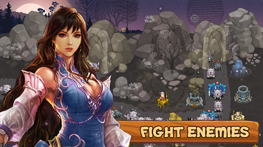 Tower Defense Kingdom: Advance Realm 2.0.1 screenshots 2